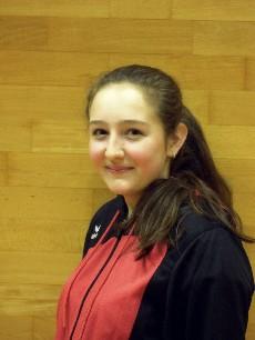 U17 2 vc raika volders for Christine kolar